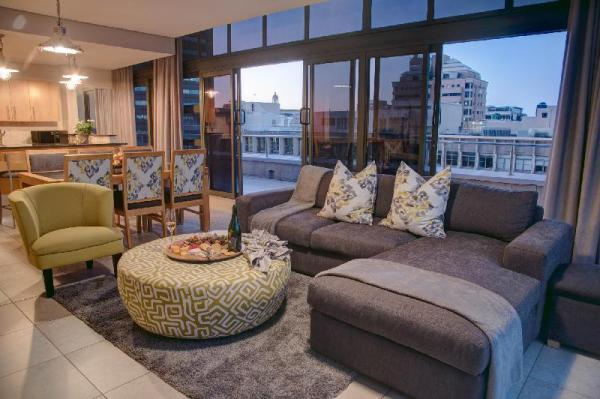 The Fountains 1105 - Two Bedroom (24) Cape Town