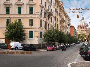 Promos San Peter Rome B&B