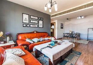 2 Bedroom Apartment near Wangjing SOHO&798 Art Zone-Deluxe Chinese Style