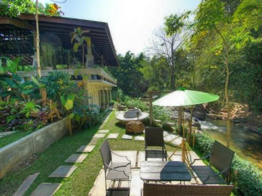 at NaTa Chiangmai Chic Jungle hotel accepts paypal in Chiang Mai