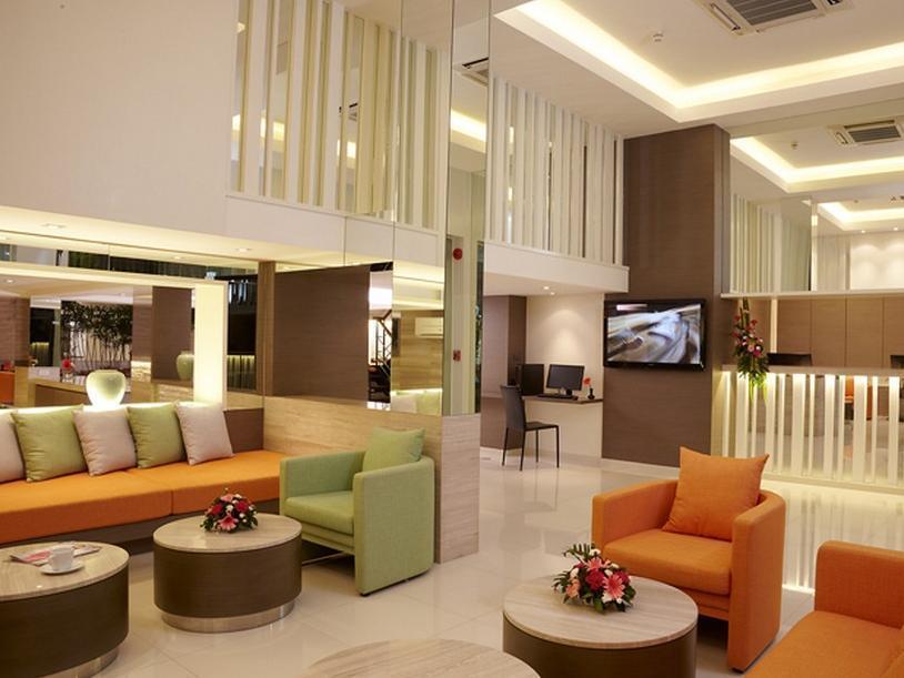 シティポイント ホテル14