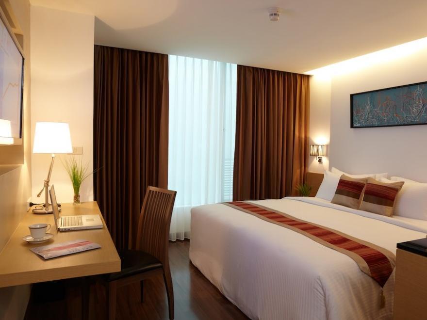 シティポイント ホテル17
