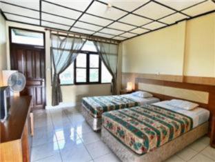 Villa Puri Royan Bali - Chambre