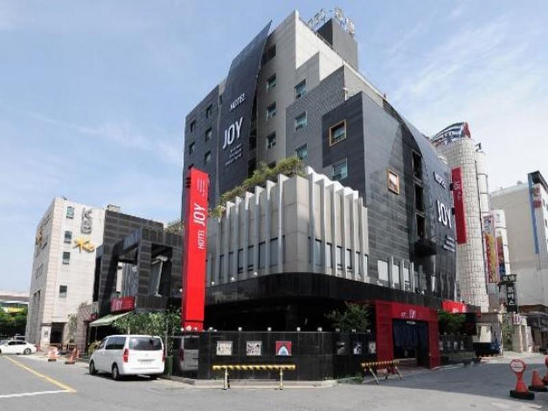 South Korea-조이 관광호텔 (Joy Tourist Hotel)