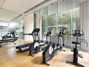Ovolo West Kowloon Hongkong - fitnes