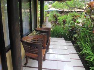 Puri Dalem Sanur Hotel Bali - Parveke/Terassi
