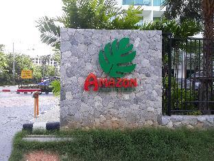 %name Amazon Residence Jomtien self catering apartment พัทยา