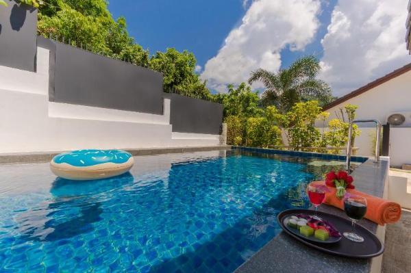 Private pool villa 2 bedrooms Phuket