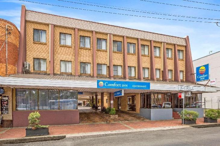 Comfort Inn Centrepoint photo 1