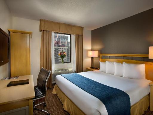 ➦  Choice Hotels    (New York State) customer rating