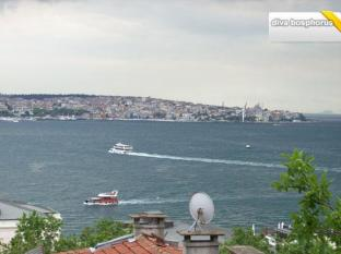 Diva Bosphorus Apartments Istanbul - view from all apartments