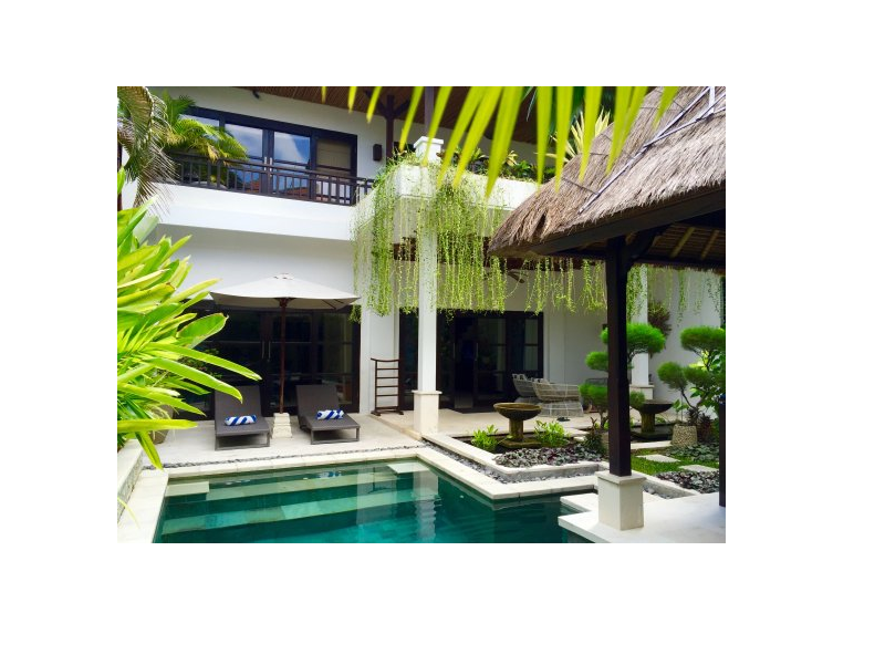 Hotel Villa Melati Seminyak - Jalan Mertasari - Bali