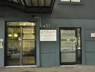 Annam Serviced Apartments Sydney - Main Entrance and Reception
