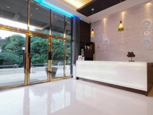 Golden Hot Spring Hotel Taipei - Reception