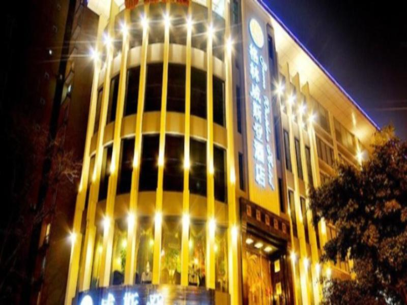 Green Westdon Hotel Chengdu