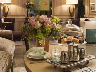Hotel Balmoral Champs-Elysees Paris - afternoon tea