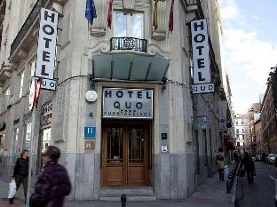 ホテル クアトロ プエルタ デル ソル