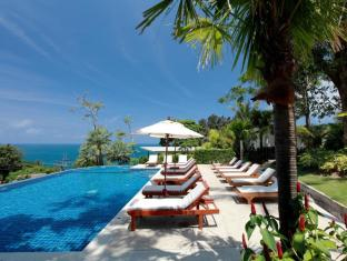Secret Cliff Villa Phuket - Bể bơi
