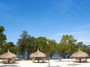 Bluewater Panglao Beach Resort Бохол - Изглед