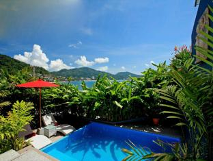 IndoChine Resort & Villas Phuket - Yüzme havuzu