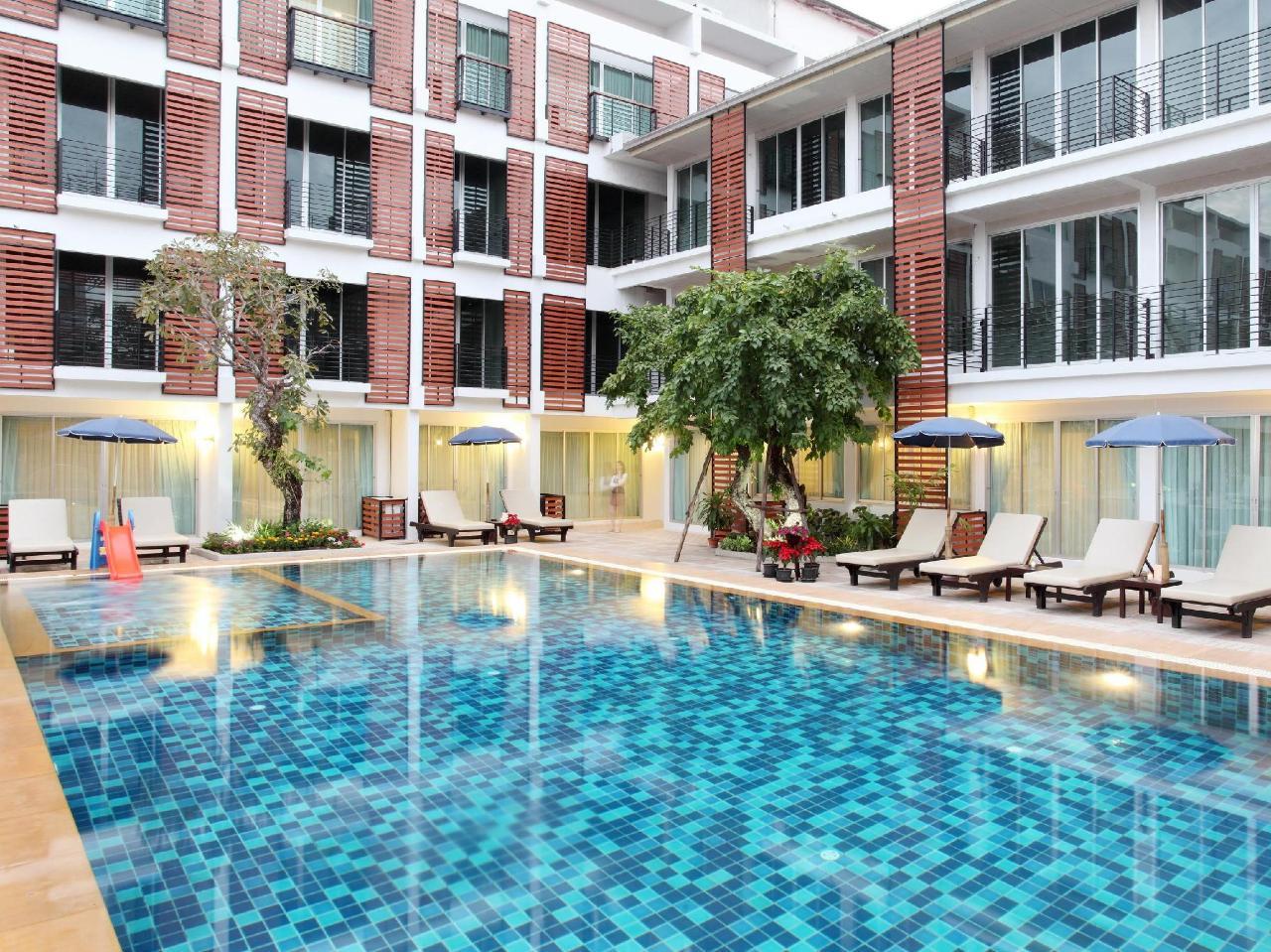โรงแรมพาราไดซ์ อุดรธานี (Paradise Hotel Udonthani)