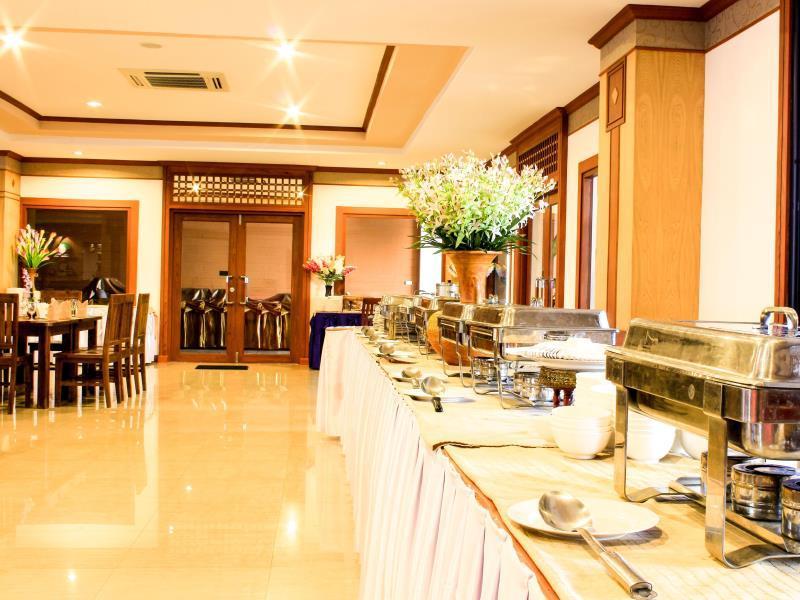 チェンライ グランド ルーム ホテル17