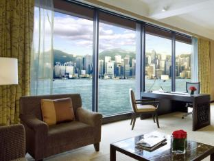 InterContinental Hong Kong Hotel Hong Kong - Executive Suite - Full Harbour View