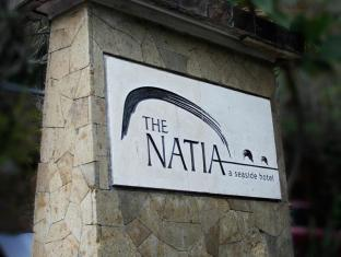 The Natia a Seaside Hotel Bali - Indgang