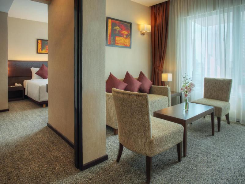 واحد من أفضل و أروع فندق في بوكيت بينتانج كوالالمبور ^^ Furama Hotel Bukit Bintang