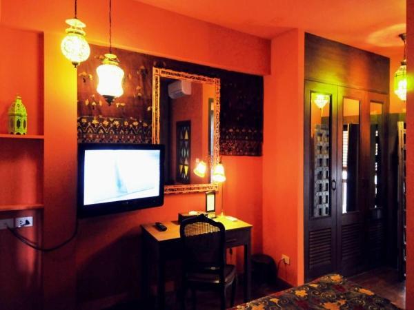 泰国曼谷查克洛博瑟别墅酒店(Chakrabongse Villas) 泰国旅游 第3张