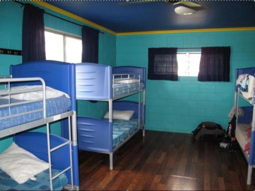 Cool Bananas Backpackers hotel accepts paypal in Agnes Water