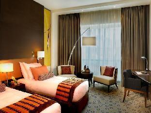 Asiana Hotel guestroom junior suite