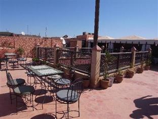 Djemaa El Fna Hotel Cecil Marrakech - Sala da ballo