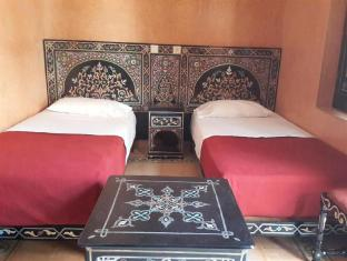 Djemaa El Fna Hotel Cecil Marrakech - Interno dell'Hotel