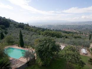 Agriturismo Villa Plini Hotel Trevi - View