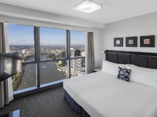 Meriton Serviced Apartments Adelaide Street Brisbane - Suite Room