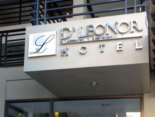 D' Leonor Hotel Davao - Entrance