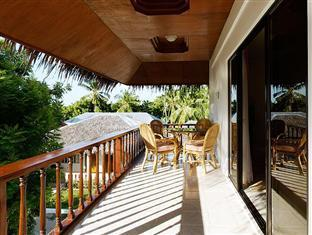 Barefoot White Beach Resort Cebu - Balkon/Terrasse
