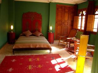 Dar Taliwint Hotel Marrakech - Green Room