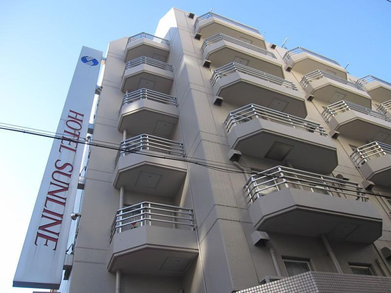 ホテルサンライン蒲田 (Hotel Sunline Kamata)
