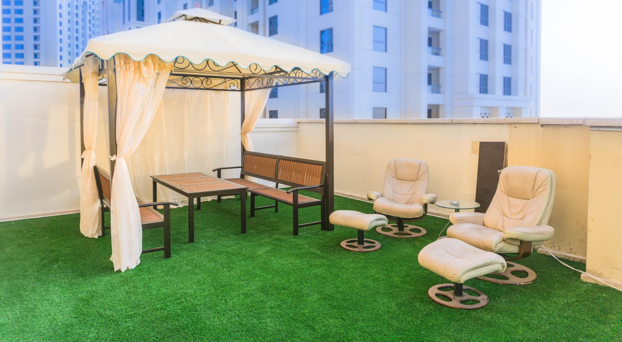 Dubai Beach Host – Terrace Apartments – Dubai 4