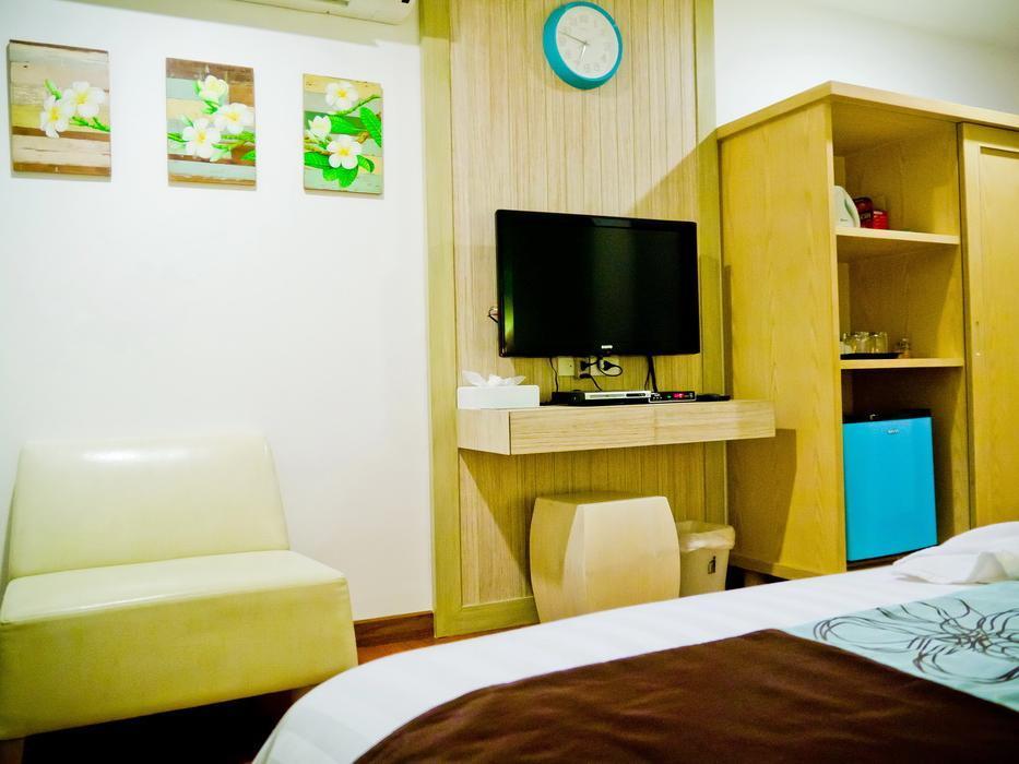 ブサバ バンコク ブティック ホテル17