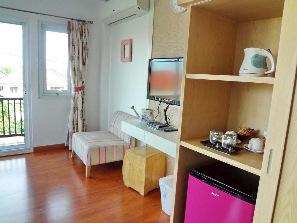 ブサバ バンコク ブティック ホテル18