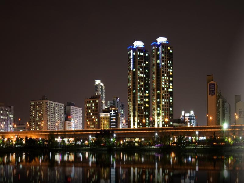 South Korea-폴라리스 호텔 (Polaris Hotel)