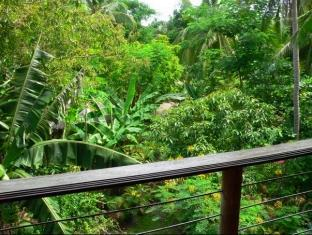 Isle of View Beach Resort And Guesthouse Bohol - Balkon/Teras