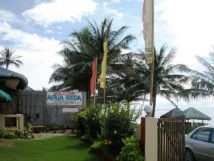 Agua Seda Beach Pagudpud - Resort Entrance