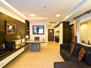 Rashmi's Plaza Hotel Vientiane Vientiane - Gästrum