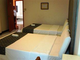 Mira de Polaris Hotel Laoag - Gæsteværelse