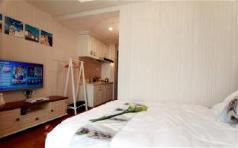 TAIGE 1 Bed Apartment B near Zengcheng Wanda Plaza, Guangzhou