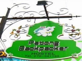Patong Backpacker Hostel Phuket - Exterior de l'hotel